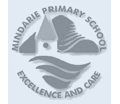 Logo for Mindarie Primary School