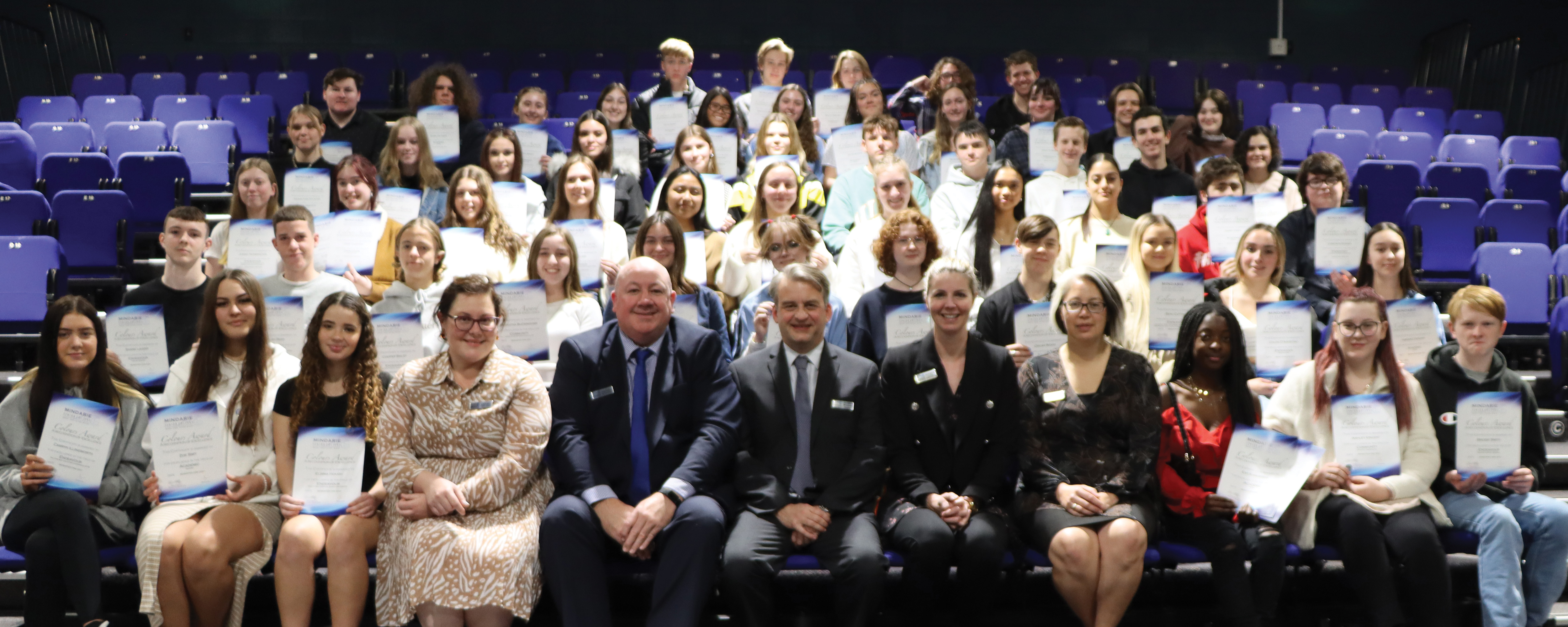 Image for 2021 Semester One - Year 11 Colours Night