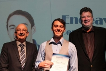 Image for Year 12 Colours Awards Evening for Semester 1