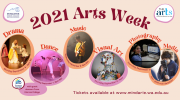 Image for 2021 Arts Week
