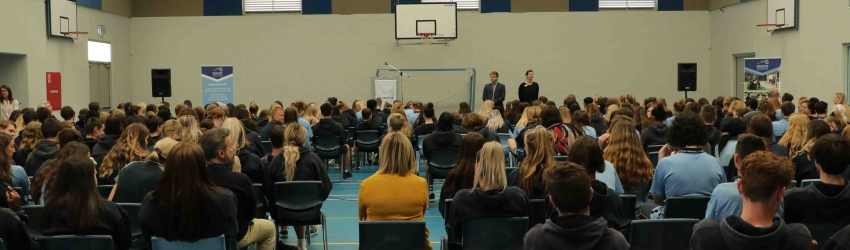 Image for Year 11 Final Assembly for 2019