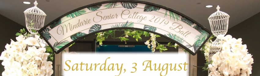Image for 2019 Year 12 College Ball - 3 August