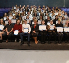 Image for Year 11 Colours Awards Night - Semester 1 2017